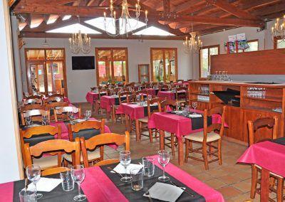 Restaurante Camping La Estanca