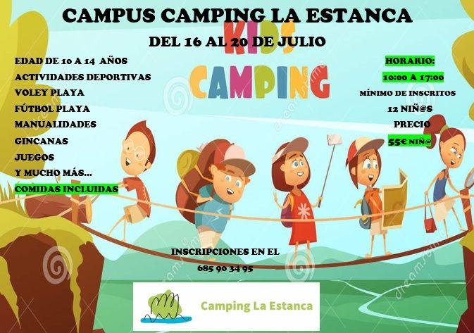 Campus Camping La Estanca