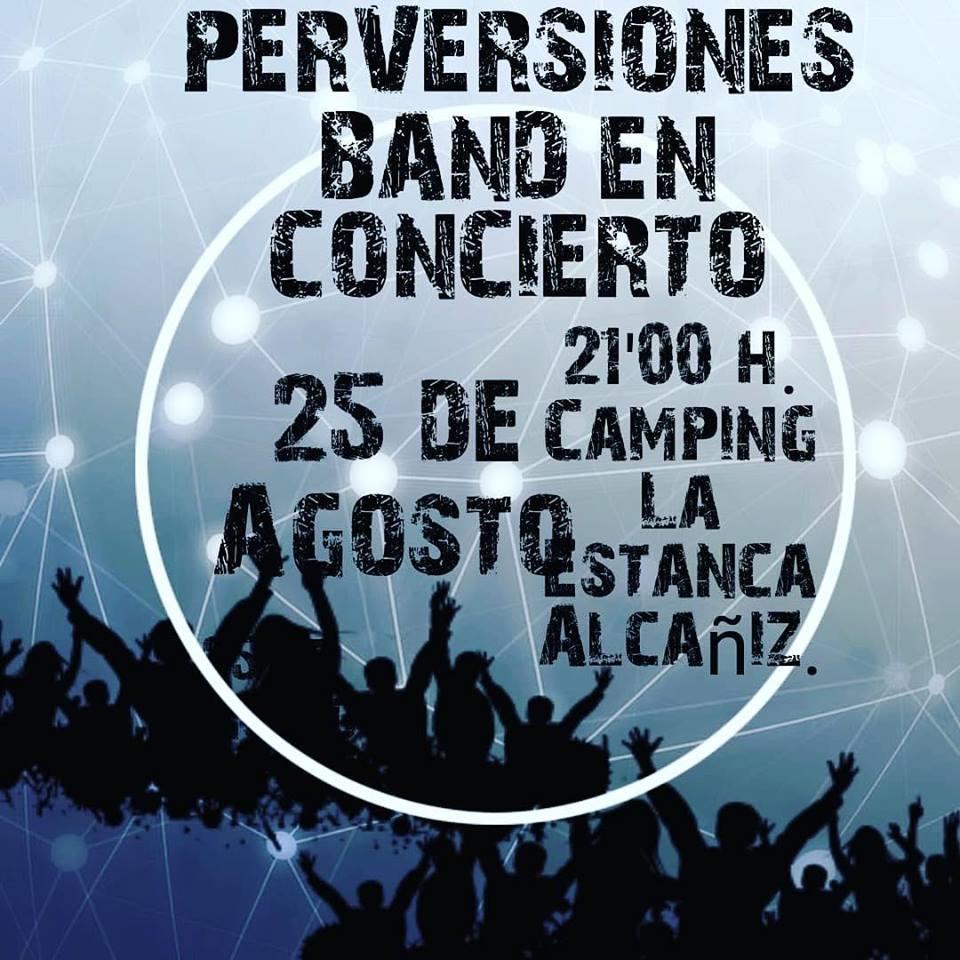 Musica en Camping de Alcañiz