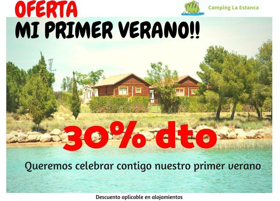 Oferta 30% verano 2018