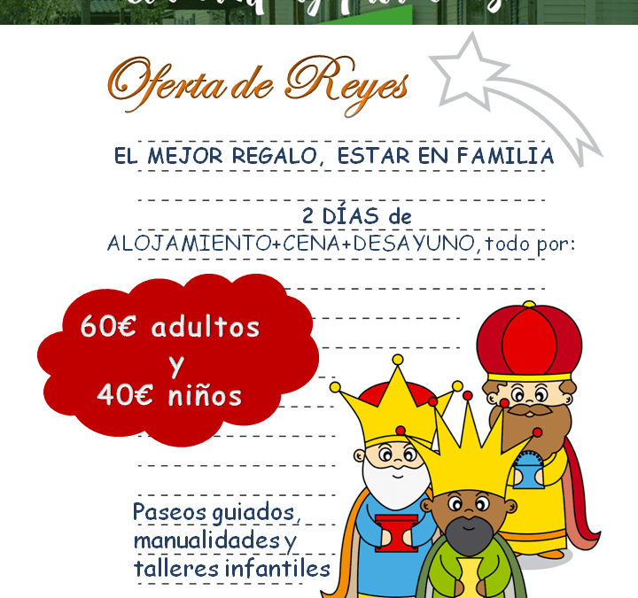 OFERTA PUENTE DE REYES